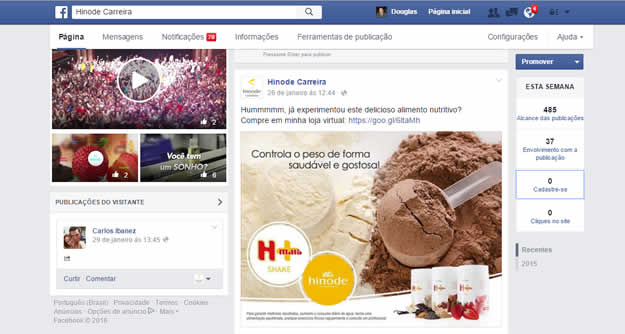 hinode-loja-virtual-divulgacao-facebook